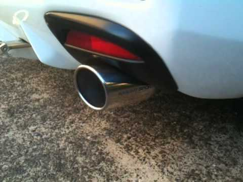 LEAGAL SPORTS MUFFLER FOR RX-8